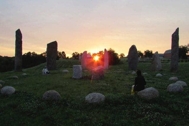 Circle Sunrise