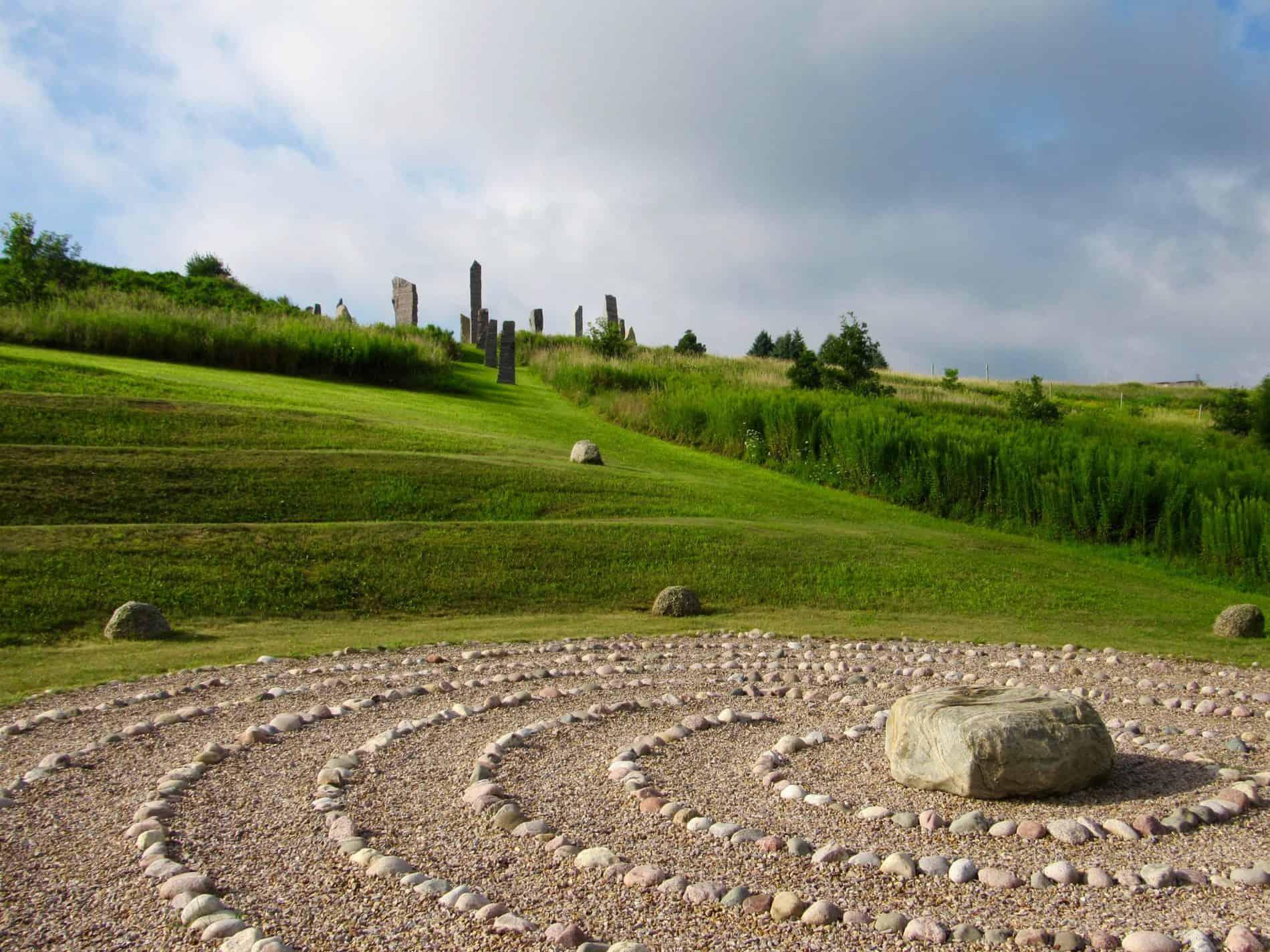 Kinstone Sculpture Garden